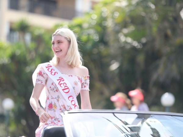 shrimp festival princess