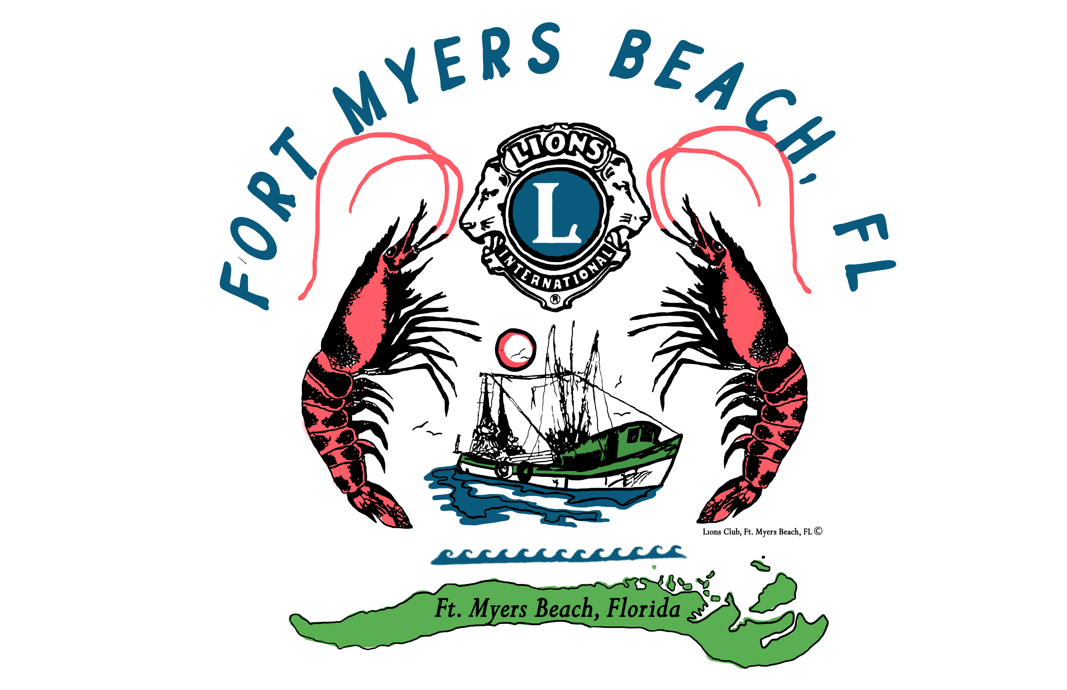 60th annual shrimp festival dates announced fort myers for Craft fair fort myers