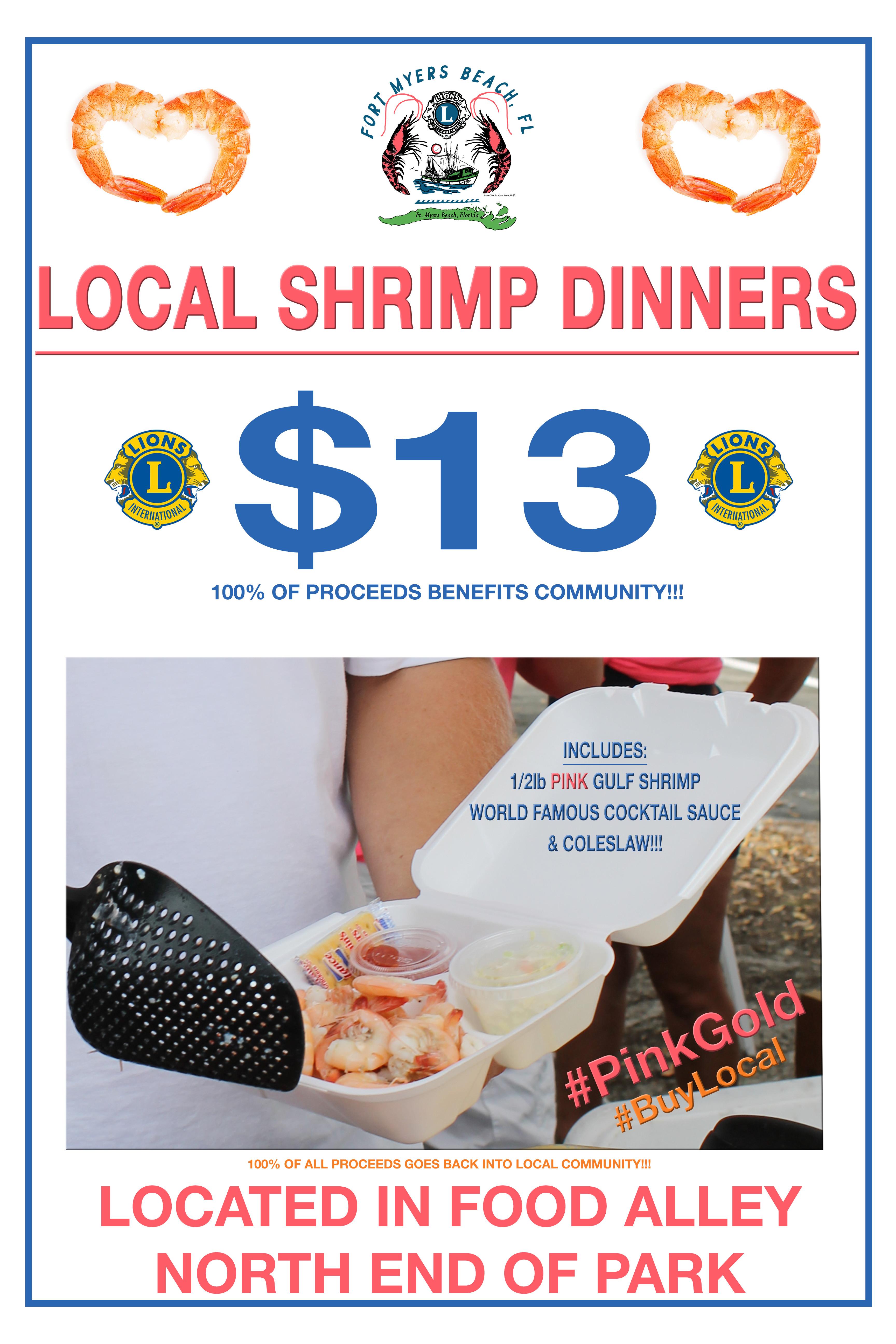shrimp boil dinners