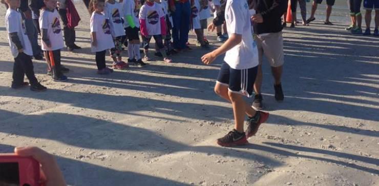 Kids Shrimp Run