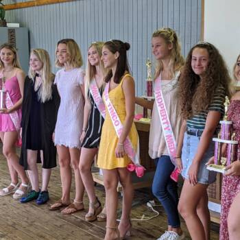 Princess Pageant Group Photo 1